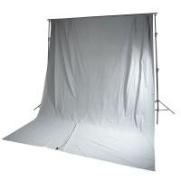 Фон серый HRGRAY1530 1.5x3 м