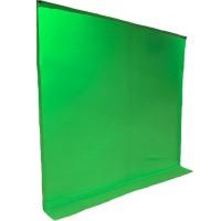 Фон хромакей зеленый HRG2920 2.9x2 м + стойка 2x2.5 м