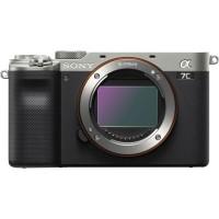 Фотоаппарат Sony Alpha a7C Body серебристый