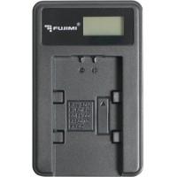 Зарядное Fujimi FJ-UNC-FH50 + Адаптер питания USB