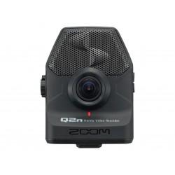Новый продукт - портативный видео рекордер Zoom Q2n
