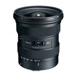 Новинка Tokina: объектив Tokina atx-i 11-16mm F2.8 CF