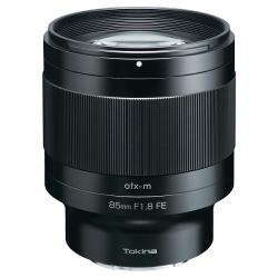 Новости Tokina: новый объектив Tokina 85mm F1.8 FE