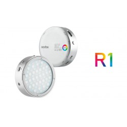 Новинка от Godox: светодиодный осветитель Godox RGB mini R1
