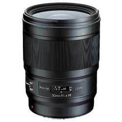 Оpera 50mm F1.4 FF - новый объектив для зеркальных камер Nikon и Canon