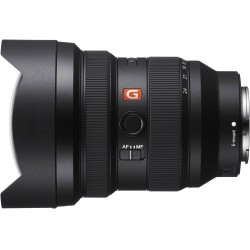 Новости Sony: новый объектив G Master series SEL1224GM