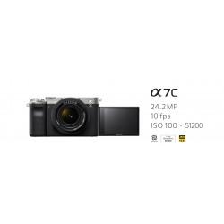 Новости Sony: новая камера Full Frame Alpha 7C