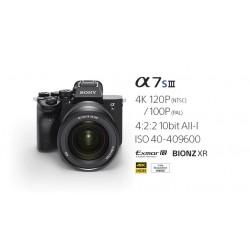 Новости Sony: новая камера Alpha 7S III