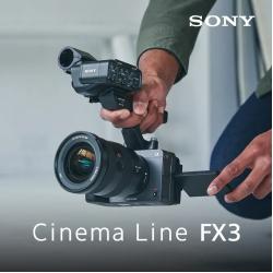 Акция до 25.05.2021г. Оформи предзаказ на новую камеру Sony FX-3 и получи карту памяти Tough CFexpress Type A 80 Гб и карт-ридер MRW-G2